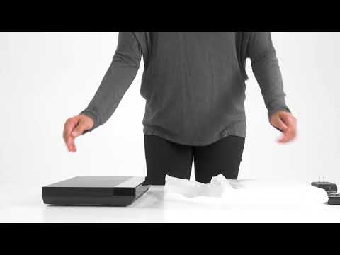 Unboxing and Setup Guide | Sony UBP-X700 4K Ultra HD Blu-ray Player