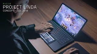 Project Linda | Razer @ CES 2018 thumbnail