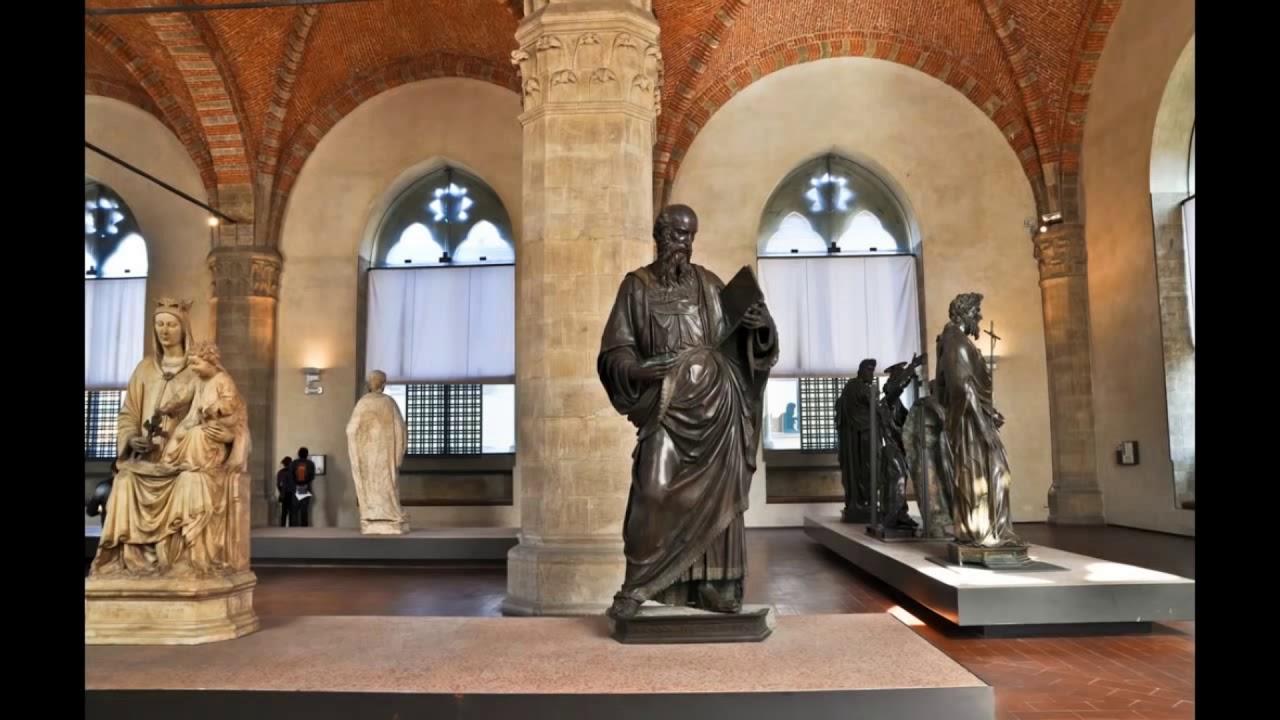 """Download Orsanmichele ve Donatello'nun """"Aziz Mark"""" İsimli Eseri (Sanat ve Sosyal Bilimler) (Sanat Tarihi)"""