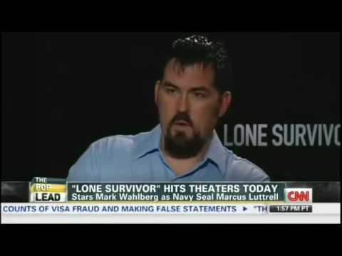 Jake Tapper's Lone Survivor Interview with Marcus Luttrell