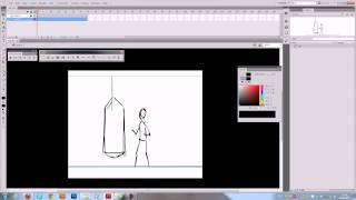Урок. Создание по кадровой анимации во Flash(Создание по кадровой (классической) анимации во Flash CS5., 2011-06-12T09:34:17.000Z)