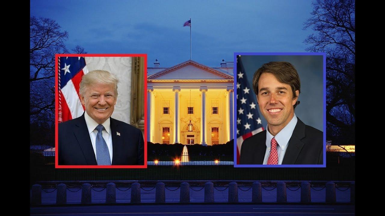 Donald Trump vs. Beto O'Rourke | Election Night 2020