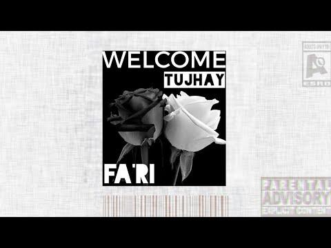 URDU RAP - WELCOME TUJHE | FARI | (Official Lyrical Video) | 2020 URDU RAP SONG