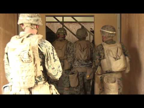 1st Battalion, 8th Marine Regiment: Marine Corps Combat Readiness Evaluation