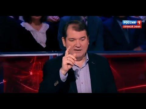 Владимир Корнилов в Воскресном вечере Соловьева 28.01.18