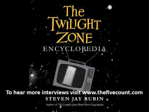The Twilight Zone - Steven Jay Rubin Interview
