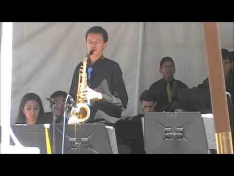 LQHS Jazz Band 2013 Cityscape at Rock the House