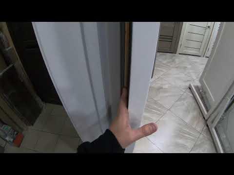 Обзор раздвижных межкомнатных дверей