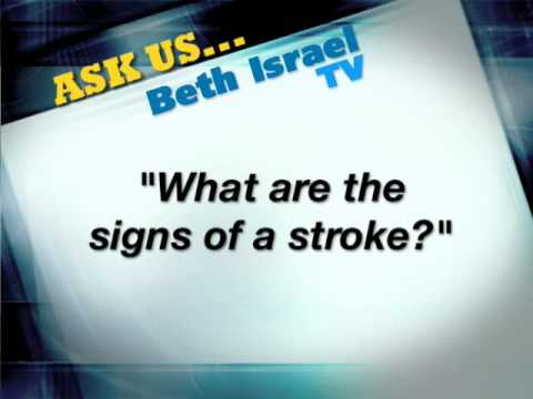 Understanding A Stroke: Beth Israel Medical Center, Kings Highway Division