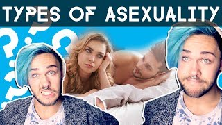 DIFFERENT TYPES OF ASEXUALITY | Greysexual / Demisexual