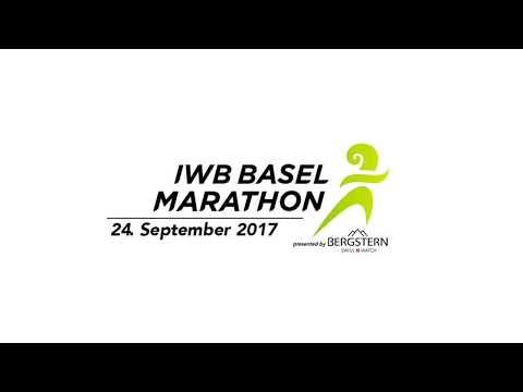 8. IWB Basel Marathon - Laufstrecke