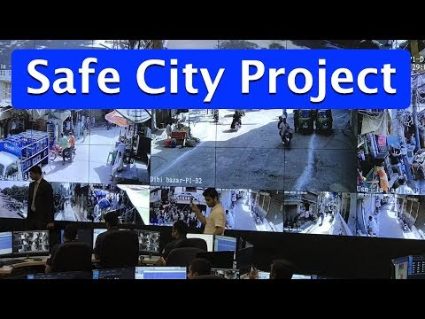 Safe City Project Lahore | How It Protects The Citizens? | Exclusive Control Room Tour