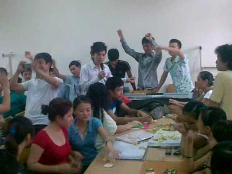 DAI HOC SU PHAM NGHE THUAT TRUNG UONG - k3d - sinh nhat thang 9 / 2009
