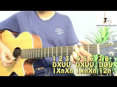 Dooba Dooba rehta hoon (Silk route) guitar lesson |simplified for beginners| www.tamsguitar