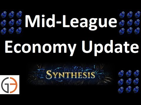 Mid-League Economy Update [Synthesis Week 7]