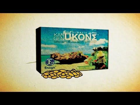 Kangen Ukon™ Your Armor for Proactive Health
