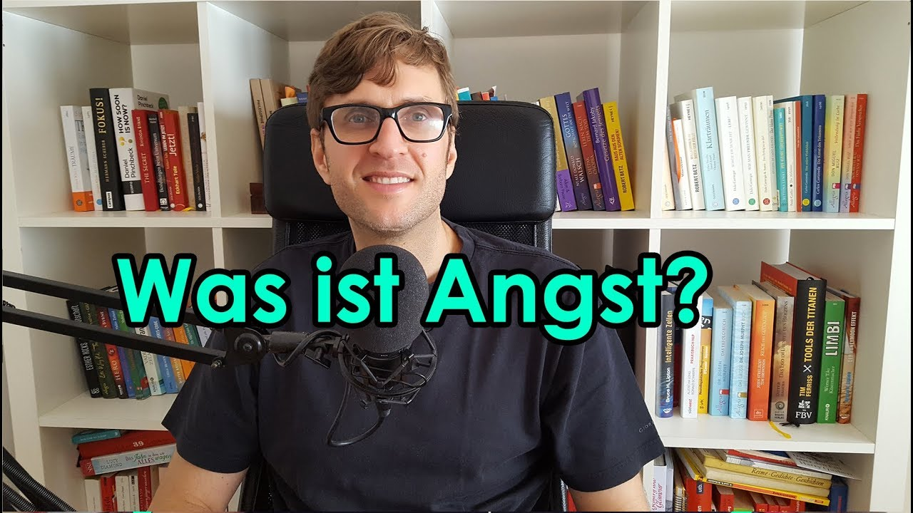 Angst Was Ist Angst René Schwuchow Show To Go 45 Youtube