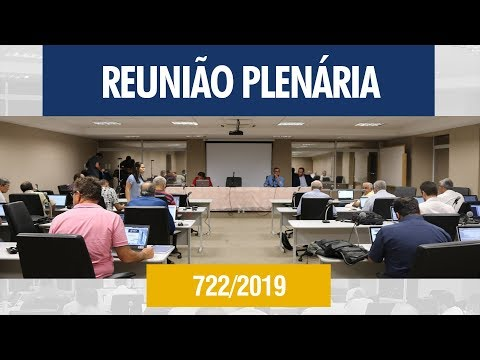 722ª Reunião Plenária - Crea-AL