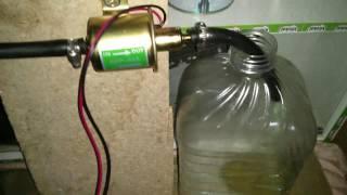 Тест топливного насоса HEP-02A