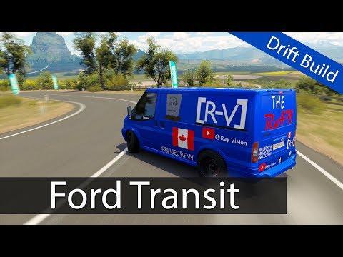 Forza Horizon 3: Ford Transit - Drift Build