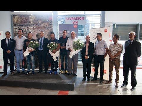 LVI Renault Trucks Optifuel Challenge - Remise des prix