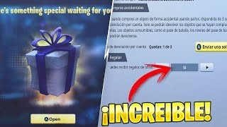 HOW TO PASS SKINS, PICOS AND BAILES TO FRIENDS (SO IT WILL BE AND CONSEQUENCES) FORTNITE BATTLE ROYALE