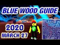 Lumber Tycoon 2 - BLUE WOOD - 2020 March 27