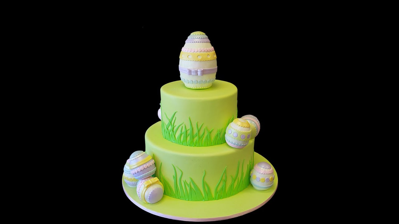 Easter Tier Cakes