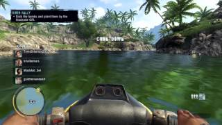 Far Cry 3 Platinum Trophy + Co-op Gameplay!