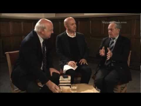 Duelling Professors - John Lennox  & Peter Atkins