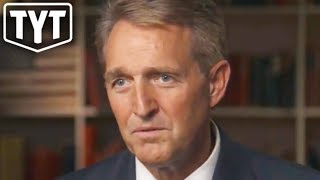 Senator Jeff Flake: Why I Called For The FBI Investigation