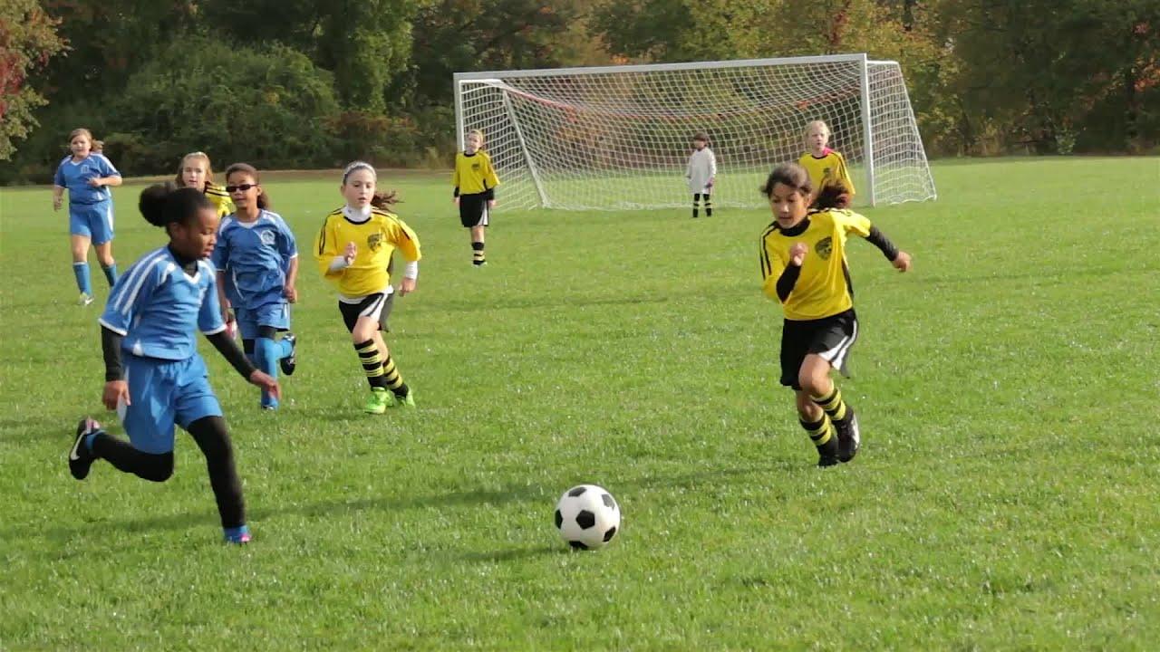 Edgewater Park Girls Soccer Highlights - YouTube