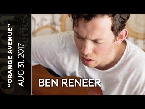 """The Couch Series: Ben Reneer, """"Orange Avenue"""""""