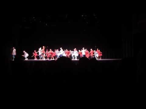 UNA Phi Mu Step Sing 2017