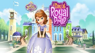SOFIA The First (Disney Game)   A Day at Royal Prep - Enchanted Science   Kids TV Channel