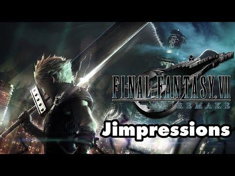 Final Fantasy VII Remake - A Work Of Subversive Genius (Jimpressions)