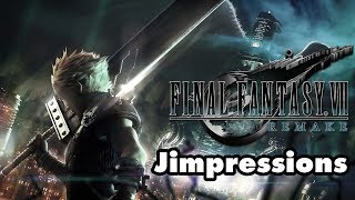 Final Fantasy VII Remake - A Work Of Subversive Genius (Jimpressions) (Video Game Video Review)
