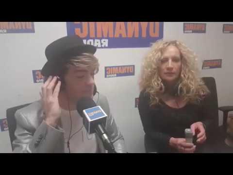 Interview Radio Joshua Lawrence par C'Sab
