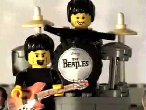 Happy Birthday - The Lego Beatles