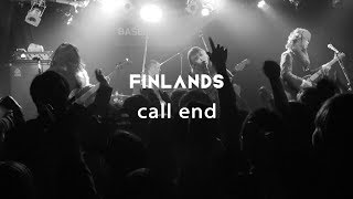 FINLANDS「call end」Music Video