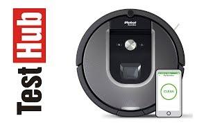 iRobot Roomba 965 robot sprzątający z Wi-Fi