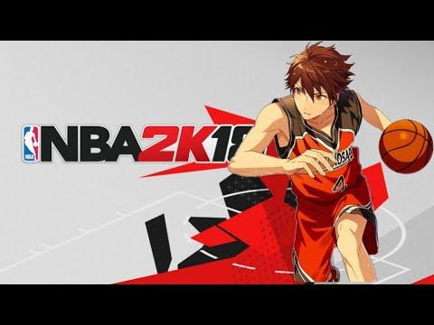 weeb plays NBA 2k18