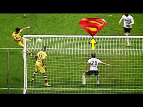 Heroic Goal line Clearances 2018