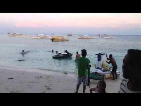 #alona white sand in bohol panglao phil.