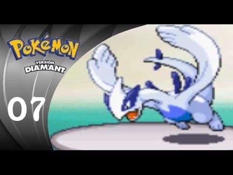 Pok mon diamant random challenge 07 l gendaires en action youtube - Pokemon legendaire diamant ...