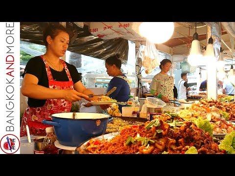 Bangkok´s Shopping And Street Food Market - WOW Fest 2019