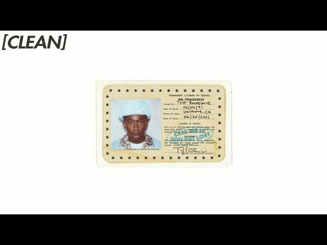 [CLEAN] Tyler, The Creator - WUSYANAME (feat. YoungBoy Never Broke Again & Ty Dolla $ign)