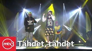 Jarkko Ahola feat. JVG - Pienissä häissä | Tähdet, tähdet | MTV3
