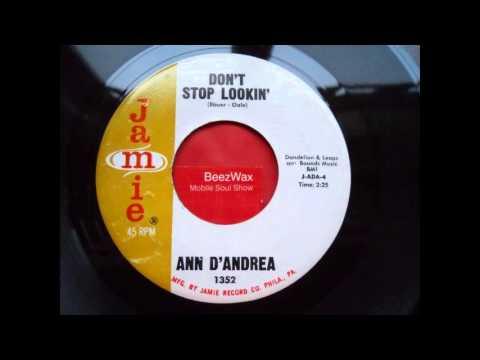 ann d'andrea - don't stop lookin'