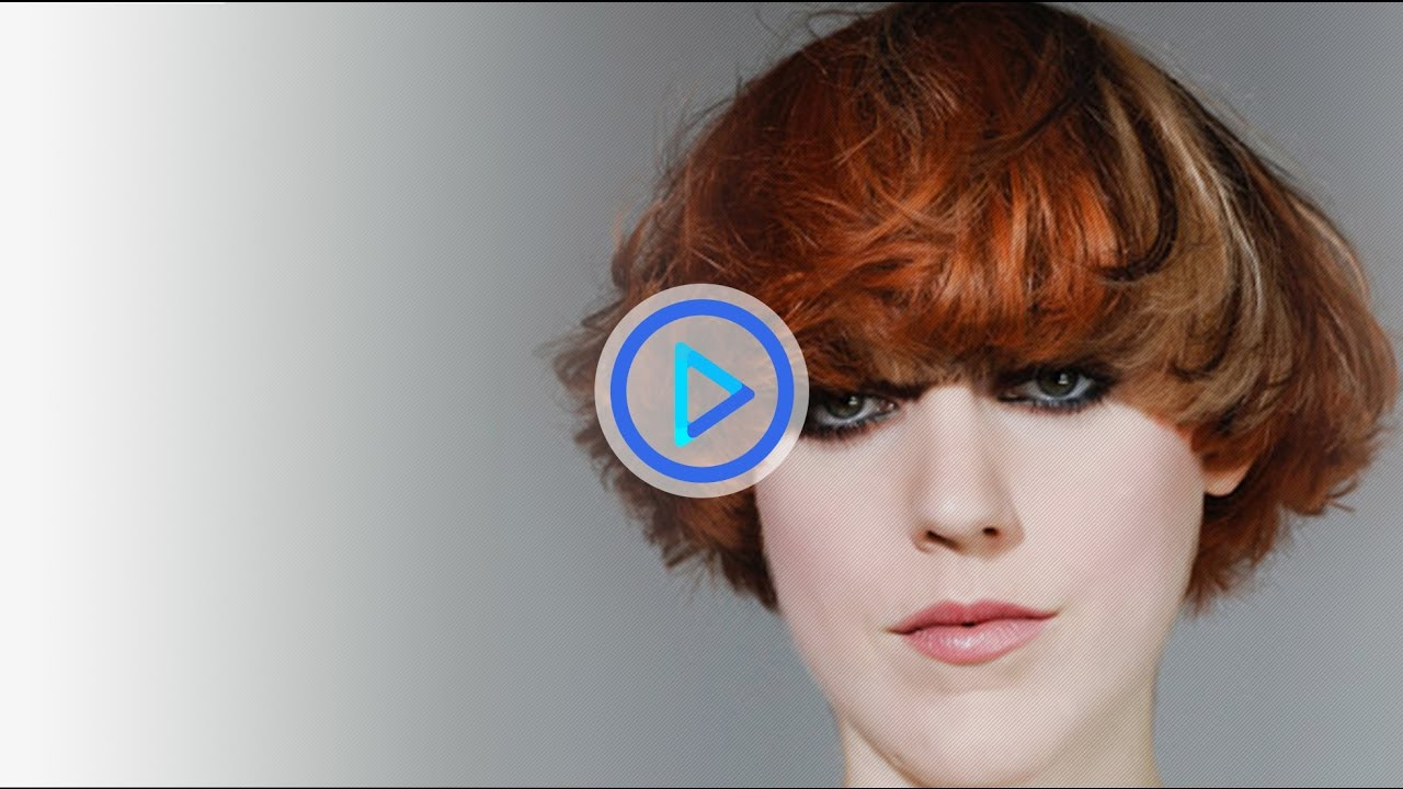 How To Color Hair Red And Gold Tones By Bee Dixon 007 Youtube